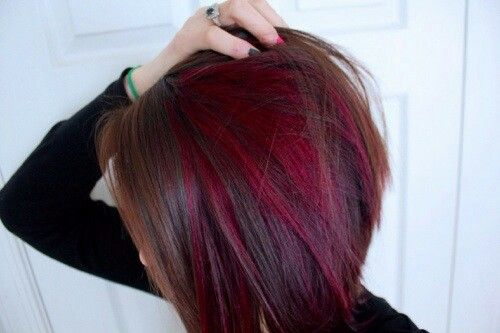 Peekaboo Hair Styles: 639 Best Hair Styles Images On Pinterest