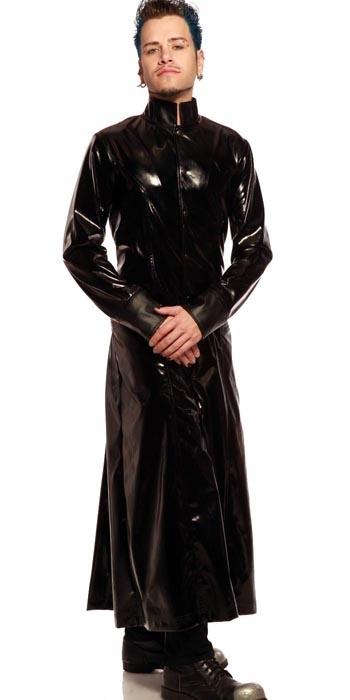 Lip Service Vinyl Priest Cloak