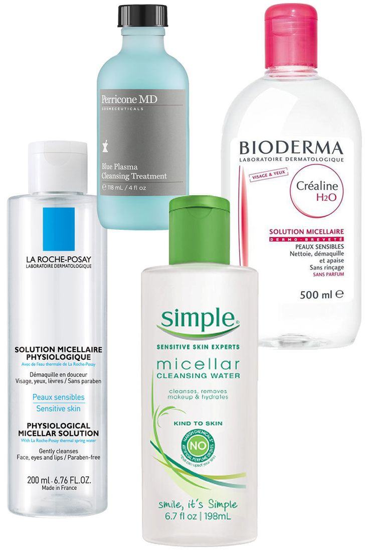 And what exactly is micellar water, anyway? One editor investigates and shares all you need to know about the skincare craze.