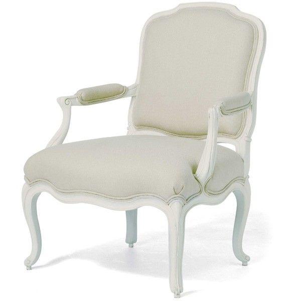 Ivory French Inspired Upholsterd Armchair Bedroom Armchairbedroom Furnitureupholstered