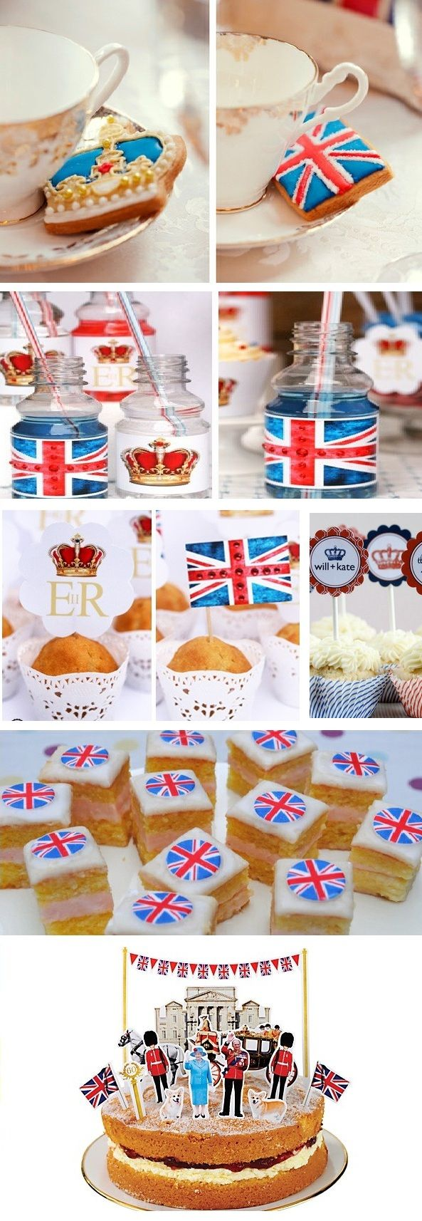 English tea party ~ Such a lot of fun !!