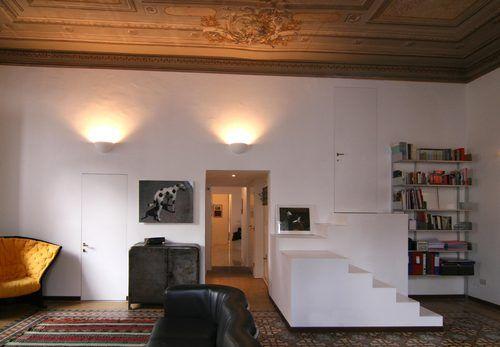 Living  Private appartment in the heart of #Rome Collaborator with Manfredi Pistoia Architetti