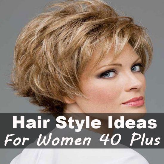 Hair Style Ideas For Womens 40 Plus Fashion Pinterest