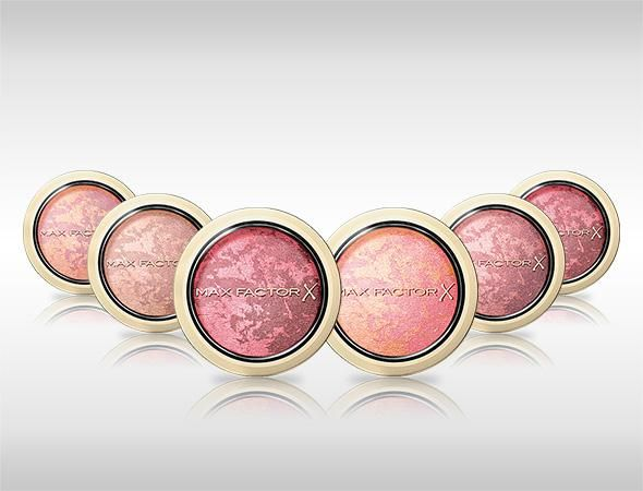 Max Factor Crème Puff Blush                                                                                                                                                                                 Mais