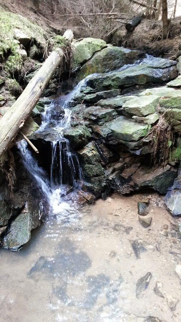 Východní potok Drahňovické Svodnice