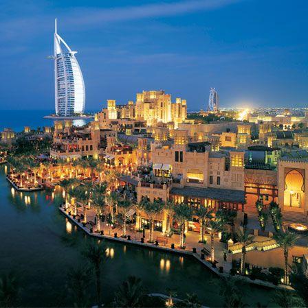 Abu Dhabi panoramic view