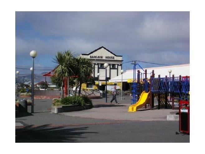 Bargain House, New Brighton, New Zealand