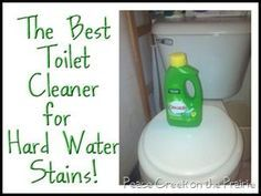 25 Best Ideas About Toilet Bowl Stains On Pinterest