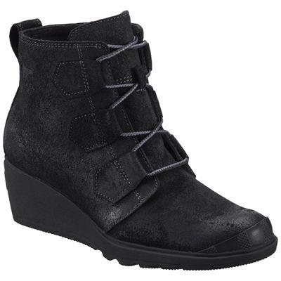 Sorel Black Toronto Lace Women Boot ! Buy now at GetShoes.ca