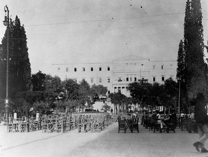 Πλατεία Συντάγματος 1923