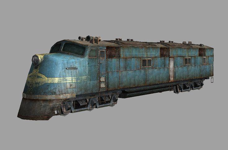 3D model for WoT Техника 03