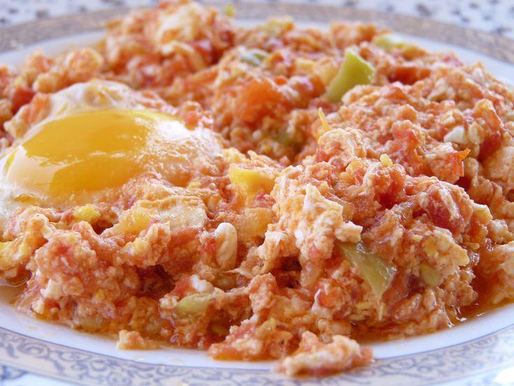 Στραπατσάδα-Το απόλυτο καλοκαιρινό φαγητό!