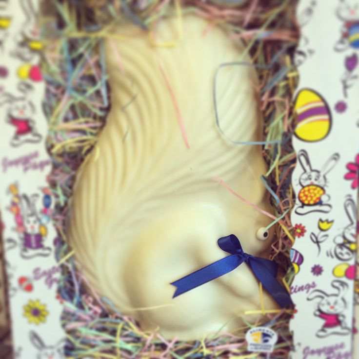 Get your chocolate albinos squirrel for Easter at the new Félix & Cacao! They are just like the squirrels we have in Montreal ;) new http://www.unmondeunvillage.com/index.php?id=865