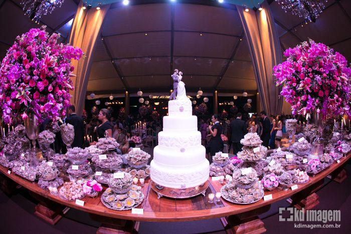pink wedding decor decoration forward decoração de casamento pink