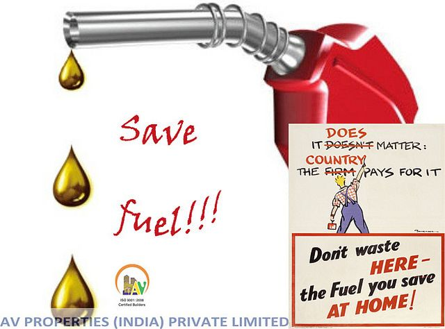 save fuel for future