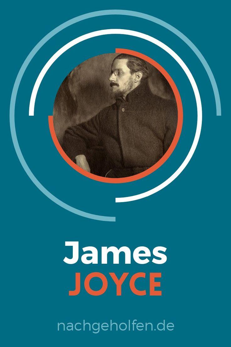Schule, lernen, Lerntipps, Nachhilfe, Noten verbessern, Lernvideos, Online-Nachhilfe, online lernen, E-Learning, bessere Noten, Deutsch-Unterricht, James Joyce