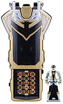 Power Rangers Super Megaforce - Silver Morpher