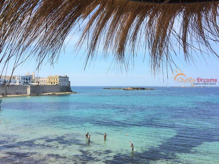 Discover the beautiful sea of Salento with CheraDreams tourist service http://cheradreams.it/itinerari/