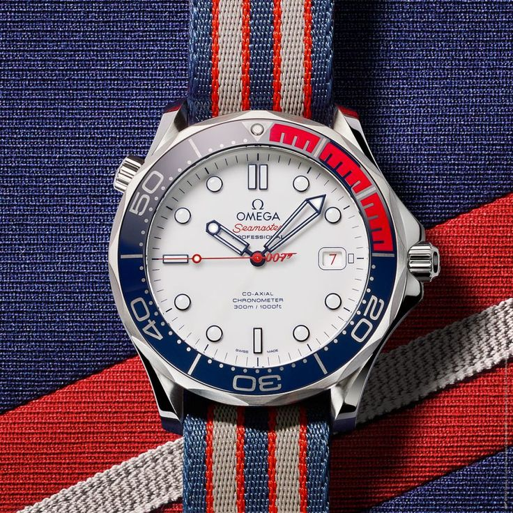 """TimeZone : Industry News » N E W M o d e l - Omega Seamaster """"Commander's Watch"""" Limited Edition"""