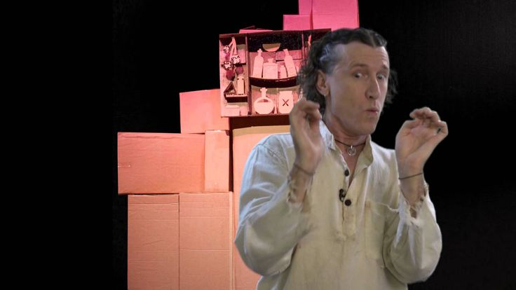 THE LUCK CHILD 22 - 25 SEPT 2015 at BRISBANE FESTIVAL The Luck Child is the story of the luckiest boy in the world, an evil king and a three-headed hound fro...