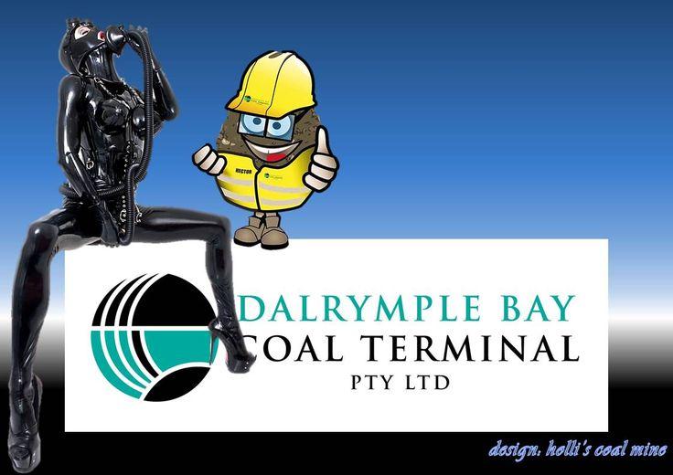 Dalrymple Bay Coal Terminal, Mackay Qld