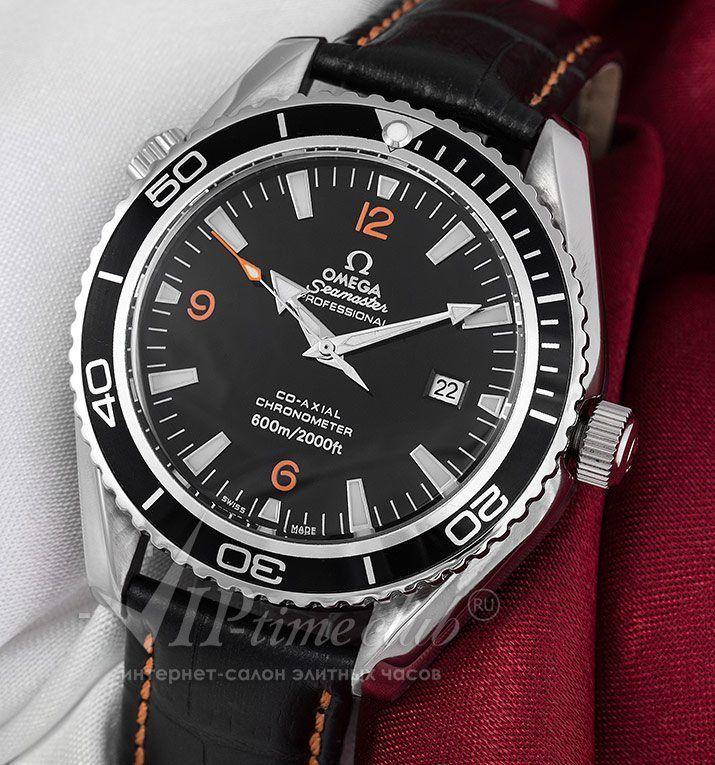 Реплика часов Omega Seamaster Planet Оcean, купить в интернет магазине viptimeclub.ru. Каталог цен на реплики часов с отзывами