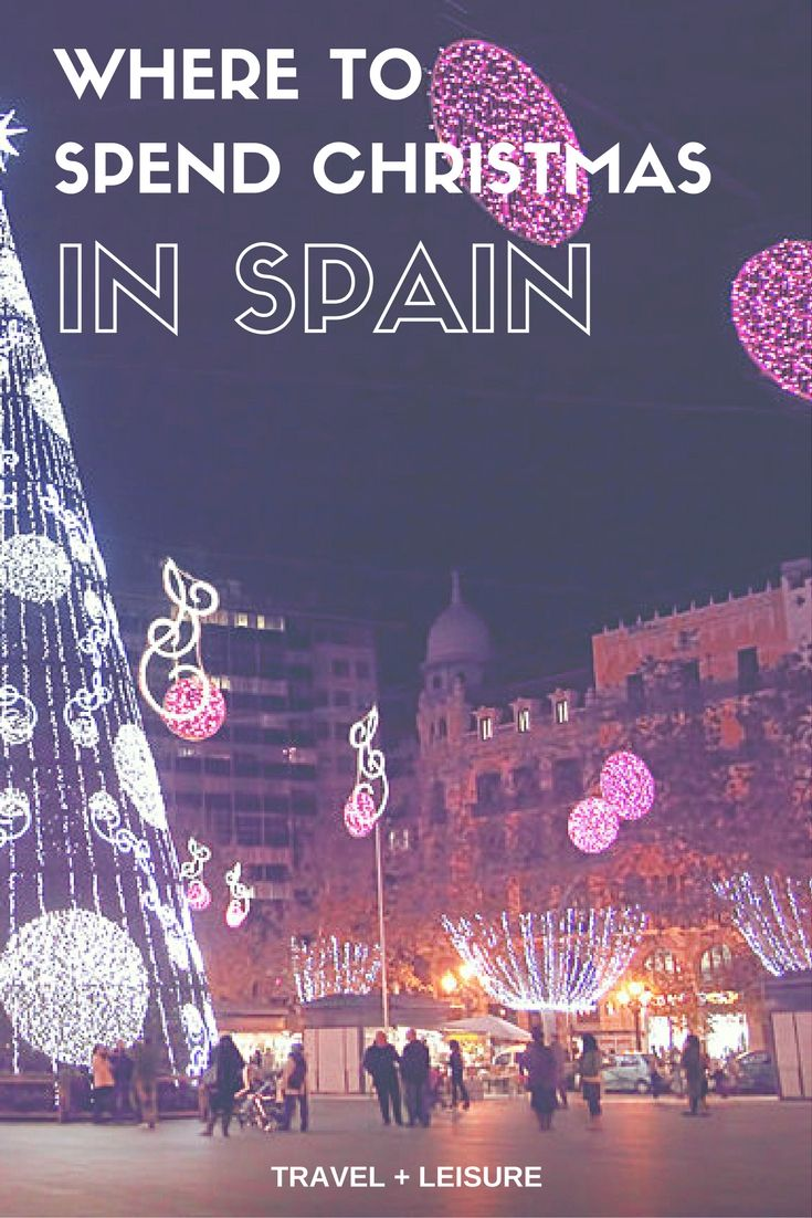 Travelers who find themselves in Spain during the Christmas season will discover another side of the country. Regional traditions (like Catalan markets and Basque folklore) hold strong, while contemporary approaches to celebration take stage in cities like Madrid.