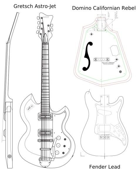 51 best guitar building plans images on pinterest electric guitars rh pinterest com Telecaster 3-Way Switch Wiring Diagram 1960 Fender Stratocaster Wiring-Diagram