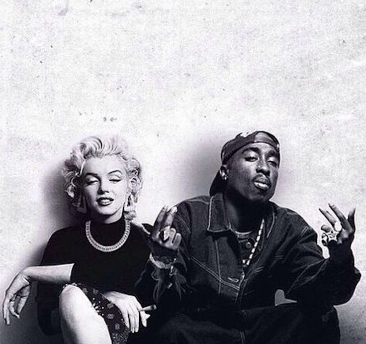 Wallpaper Saying Quotes Tupac Shakur And Marilyn Monroe Music Master In 2019
