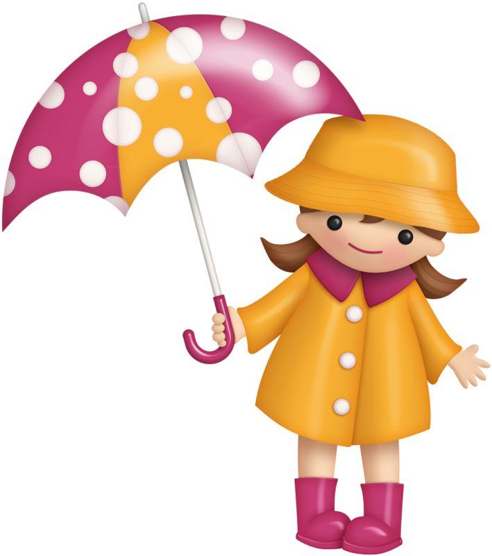 Rainy Day Clip Art: 267 Best UmbrellaRain Images On Pinterest