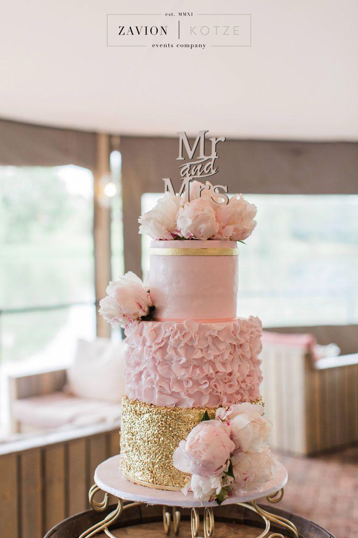 Wedding cake by Kelly Jaynes - the best in Johannesburg