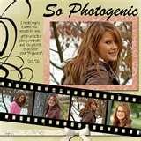 Film strip with different senior pictures. Image detail for -Scrapbook Ideas   Senior Scrapbook Ideas