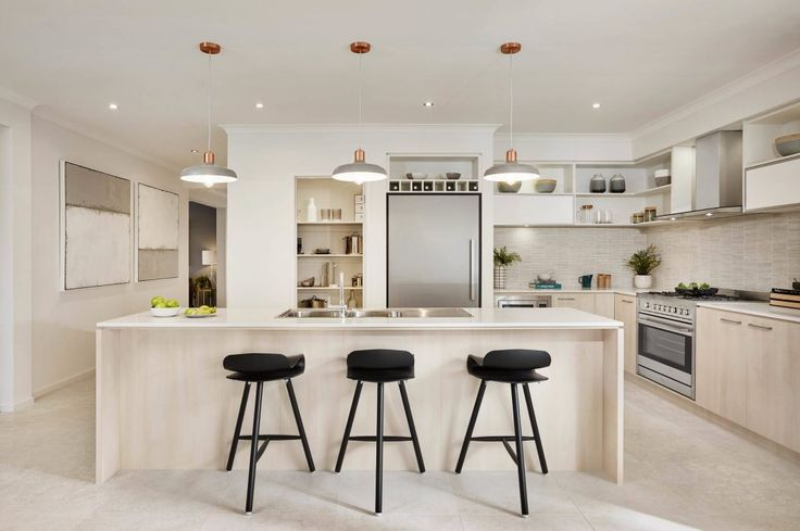 Clyde North House by Carlisle Homes