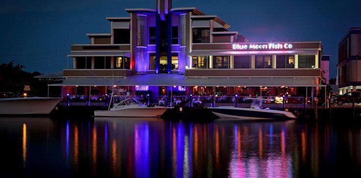 Blue moon fish co ft lauderdale fl restaurants for Fish market fort lauderdale