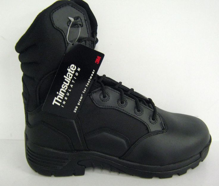 Magnum Strike Force 11 8.0 WP Insulated Boot Size 5 Ideal Police/Prison Officer #Magnum #CombatBoots