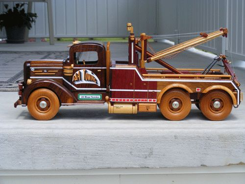 Wooden Toy Cars And Trucks : Wooden toy car and truck plans woodworking projects