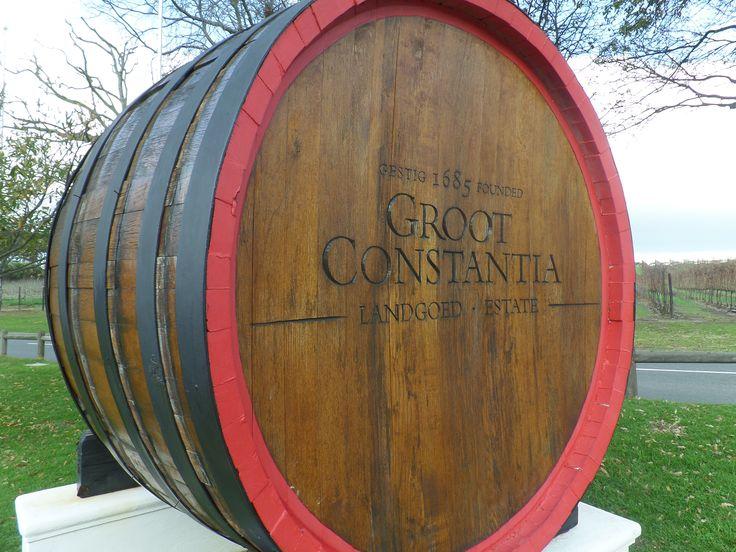 Groot Constantia Cape Town