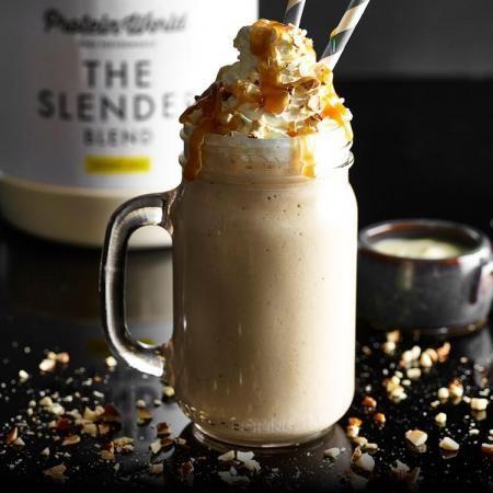 Slender Vanilla Thickshake