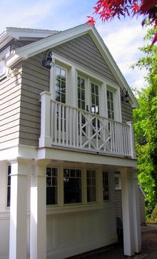 exterior faux balconies | Juliette Balcony Design Ideas, Pictures, Remodel, and Decor
