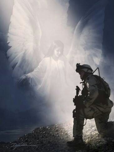 Military guardian angel