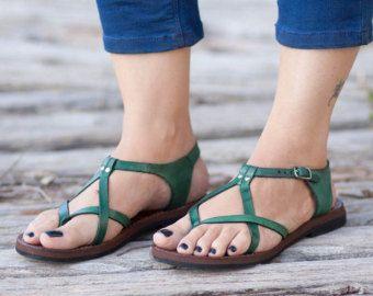 Plata sandalias ojotas zapatos de verano de plata. Sandalias
