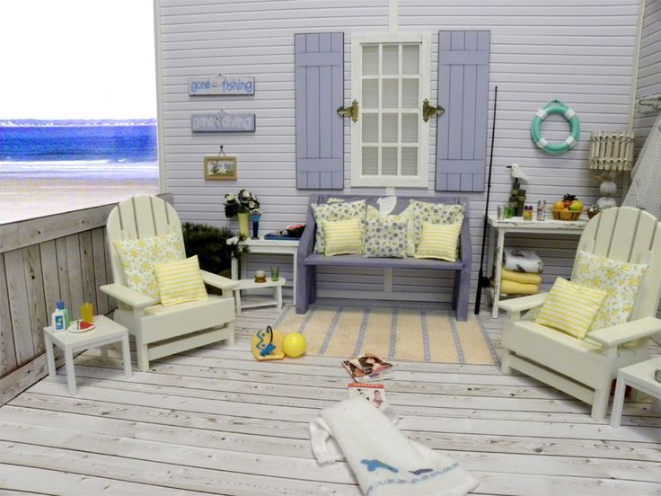 17 Best Images About Dollhouse Nauticals On Pinterest