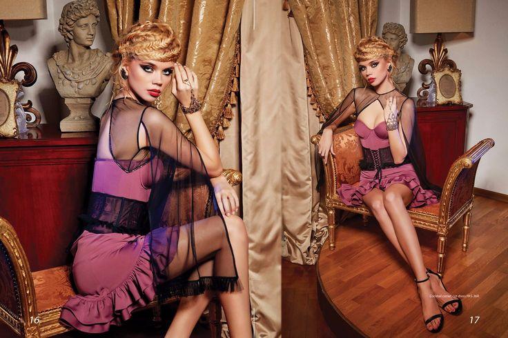 #corsetdress #handmade #details #specialdress #dress #shortdress #cocktaildress #fashion #2017 #2018 #waistcorset