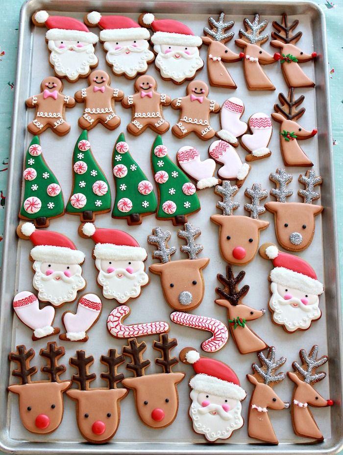 Plätzchen Verzieren Weihnachten.1001 Originelle Ideen Wie Sie Plätzchen Verzieren Lebkuchen