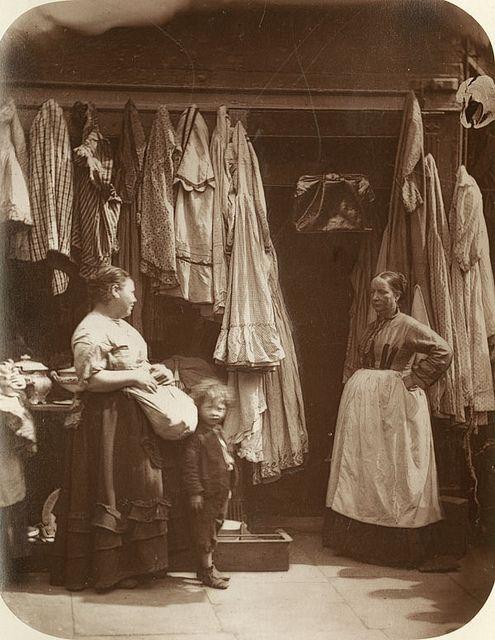 Street Life in London, 1877