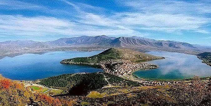 Φθινοπωρινή βόλτα σε 5 ελληνικές λίμνες Καστοριά