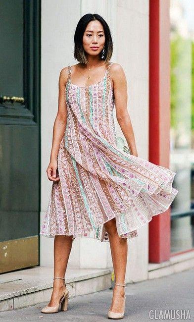 Модные летние тенденции 2017: Парижский Стритстайл