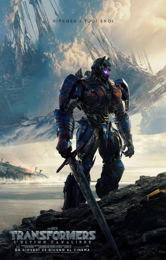Transformers - L'Ultimo Cavaliere | Cinema Teatro Dante - Sansepolcro