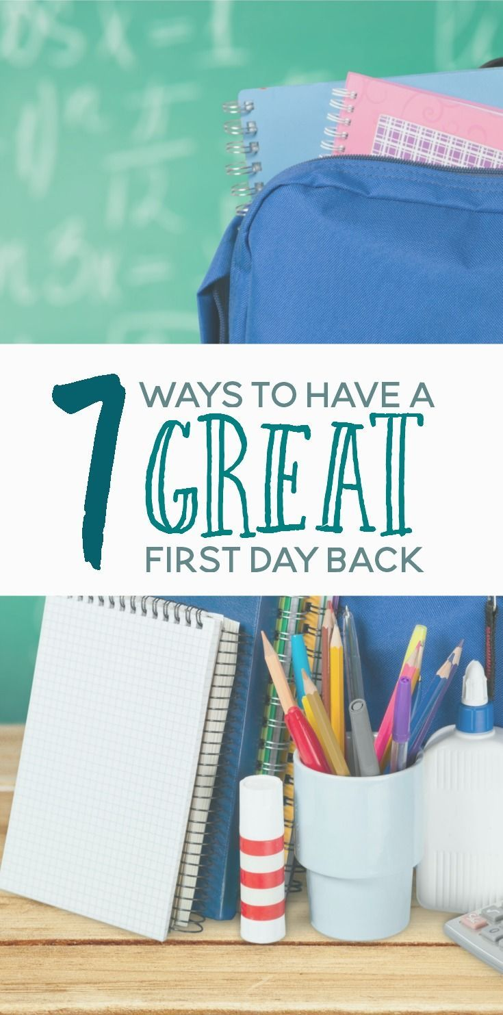 185 best Seasons   Back to School images on Pinterest   Parenting ...