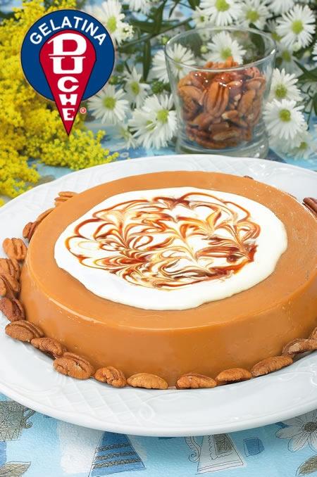 receta facil de gelatina de cajeta - Taringa!